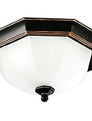 MAISHANG® Ceiling Lamps , 2 Light , Retro Elegant Artistic Stainless Steel Plating MS-86247
