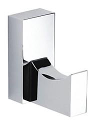 Аксессуары для ванной комнаты твердой латуни крюк робы