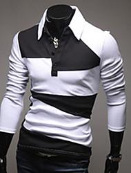 t-shirt manches longues nono correspondance des couleurs polo