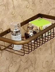 Archaize cobre WC retangular prateleira