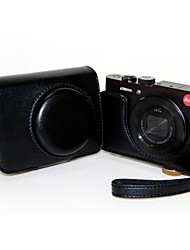 """""""Ever Ready"""" Protective Leather Camera Case Bag Cover for leica C Digital Camera"""