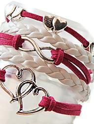 QINUO Telesthesia Корея бархат для ручного вязания браслет