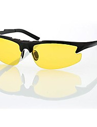 New Fashion Men's Outdoor Polarizer Night Vision Sunglasses Hot Sale(Assorted Color)