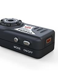 1080p HD DVR cámara mini DV pulgar cámara grabadora digital de visión nocturna 6 IR LED de luz