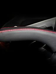 Xuji ™ di cuoio nero genuino freno a mano della copertura per Kia Sportage Sportage 3