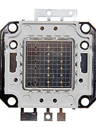 luz rgb zdm ™ 20W módulo de LED integrado (: 13-15v, verde: 18-20v, azul: vermelho 18-20v)