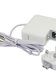 INSCRIPTION NEW ® 45W USB Cordon d'alimentation secteur adaptateur chargeur pour Apple MacBook Air A1304 A1369 UK Plug L Tip
