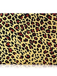 Leopard Patterns Patterns Folio Plastic Protective Hard Shell Case for Macbook Pro 13""