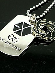 EXO SEHUN Wind Power Lichtmetalen Ketting