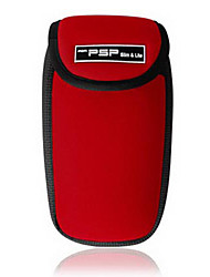 Waterproof Case Capa Protector Carry Bag para PSP2000/PSP3000 (cor aleatória)