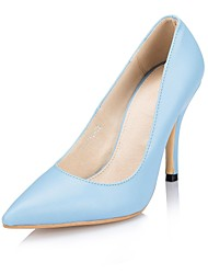Mulheres Stiletto Ponto Toe Pumps Shoes (mais cores)