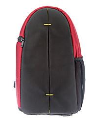 Nouveau Fshion unique épaule Usure Oblique Sac en nylon pour appareil photo