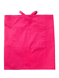 Restaurant Uniforms One Pocket Knee-length Waist Apron