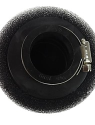38MM Foam Air Cleaner filtro para 125CC Apollo Pit Dirt Bike Taotao ATV Mikuni VM22