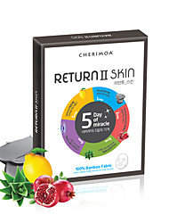 Cherimoa Return to Skin mask pack