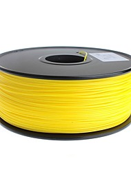 YuanBoTong   1.75mm 3D Printer ABS Rapid Moldering Cable - Yellow