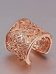 MISS U 925 Love Cubic Zirconia Ring