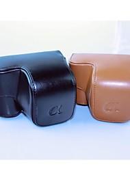 Nuovo di vendita caldo 2014 di cuoio della macchina fotografica sacchetto della cassa A6000