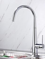 pont hpb® monté une mitigeur un trou avec cuisine chromée robinet