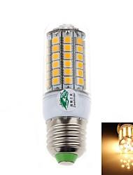 7W E26/E27 LED лампы типа Корн T 69 SMD 5050 700 lm Тёплый белый / Естественный белый Декоративная AC 85-265 V
