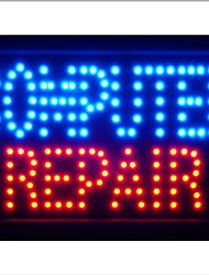 "led034-b Computer Repair LED Neon Light Sign 13"" x 9"""