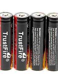 TrustFire 2400mAh 18650 (4 piezas)