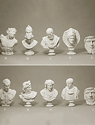 Creative Miniature Head Portrait and Modelings