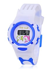 Children's Cost-Efficient Gift Cute Pattern Digital Wrist Watch (5 Color Options) Cool Watches Unique Watches
