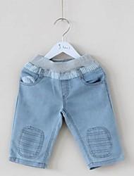Jungen Mode Freizeit Denim Shorts