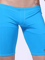 los pantalones cortos de los hombres de los hombres de la moda del traje de baño natación cómoda ropa de playa cortocircuitos del tablero de resaca