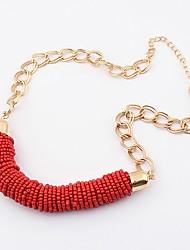 Перед рук Женская цвета Сделать ожерелье