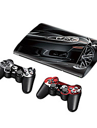 B-Skin® PS3 Slim 4000 Protective Sticker Cover Skin