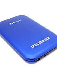 Meetjohn 80 GB 2,5 Zoll USB 2.0 externe Festplatte