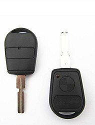 3-Button  Remote Key Case for BMW