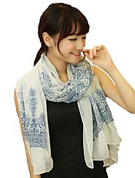 Alin-kiss Fashion Chiffon Scarf(SJ019)