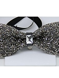 Women Vintage/Cute/Party/Work/Casual Bow Tie , Other
