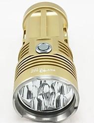 Lanternas LED / Lanternas de Cabeça / Lanternas e Luzes de Tenda / Lanternas HID / Lanternas de Mergulho Modo 8000 Lumens Lumens