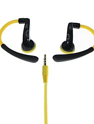 Actrail IN-042 Hi-Fi Cuffie Sport-Bianco stereo / Giallo