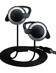 Écouteur avec microphone universel pour iPhone & Autres Mobile (couleurs assorties)