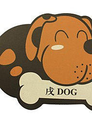 Qianjiatian® Zodiac Durable Mouse Pad Dog