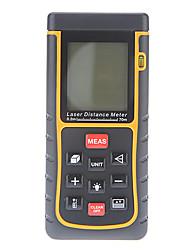 70m/229ft mini-diastimeter distância digital a laser rangefinder medidor de volume de mão medida área