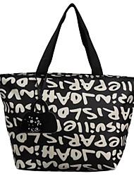 Delle VN donne alla moda Estate Lettera impermeabile Lunch Handbag