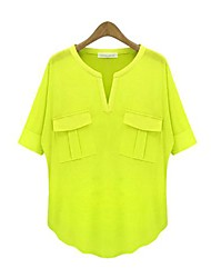 The One & Only Women's  New Style  Loose Fit Blouse D614A9951