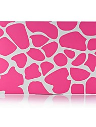 Rose Irregular Patterns Patterns Folio Plastic Protective Hard Shell Case for Macbook Pro13""
