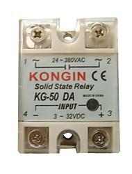 KONGIN KG-50DA 24 380VAC Relé de Estado Sólido