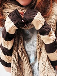 Women Knitwear Gloves , Cute/Casual