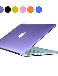 """Solid Color PC Hard Case met Crystal voor de MacBook Air 13 """"(verschillende kleuren)"""