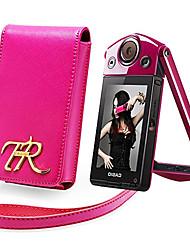 delicato casio borsa tr100/150/200/300/350 rosa con cinturino
