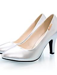 pomps stylet talon des femmes d'orteil pointu / talons (plus de couleurs)
