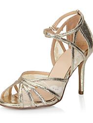 talon aiguille sandales peep toe chaussures pour femmes